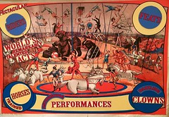 #RinglingBros (the elephants got their revenge when they did the circus in)
