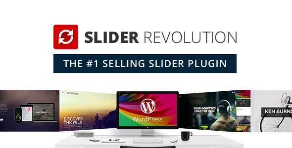 Slider Revolution WordPress Plugin free download