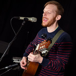Thu, 23/03/2017 - 1:41pm - Kevin Devine  Live in Studio A, 3.23.17 Photographer: Sarah Burns