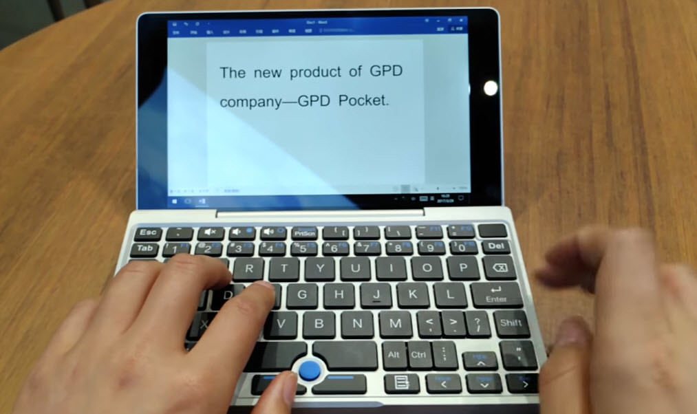 GPD Pocket Prototype