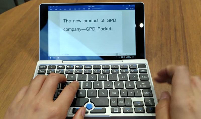 GPD Pocket Prototype