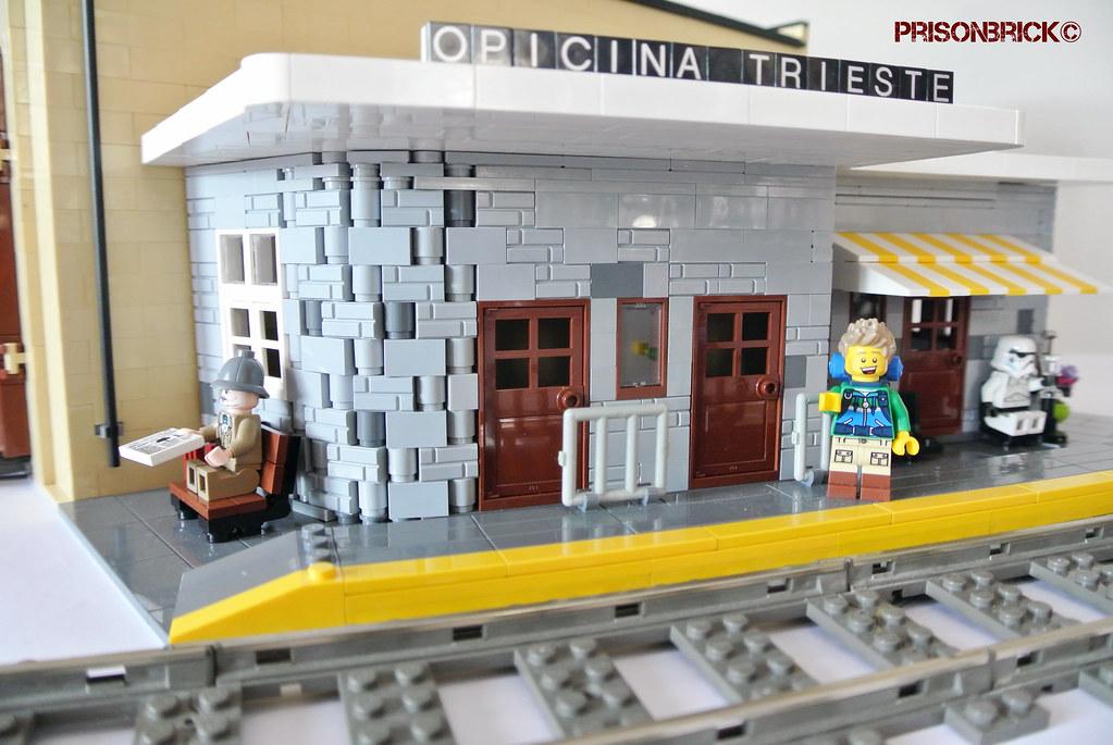 Opicina Tramway Station DSC_1099