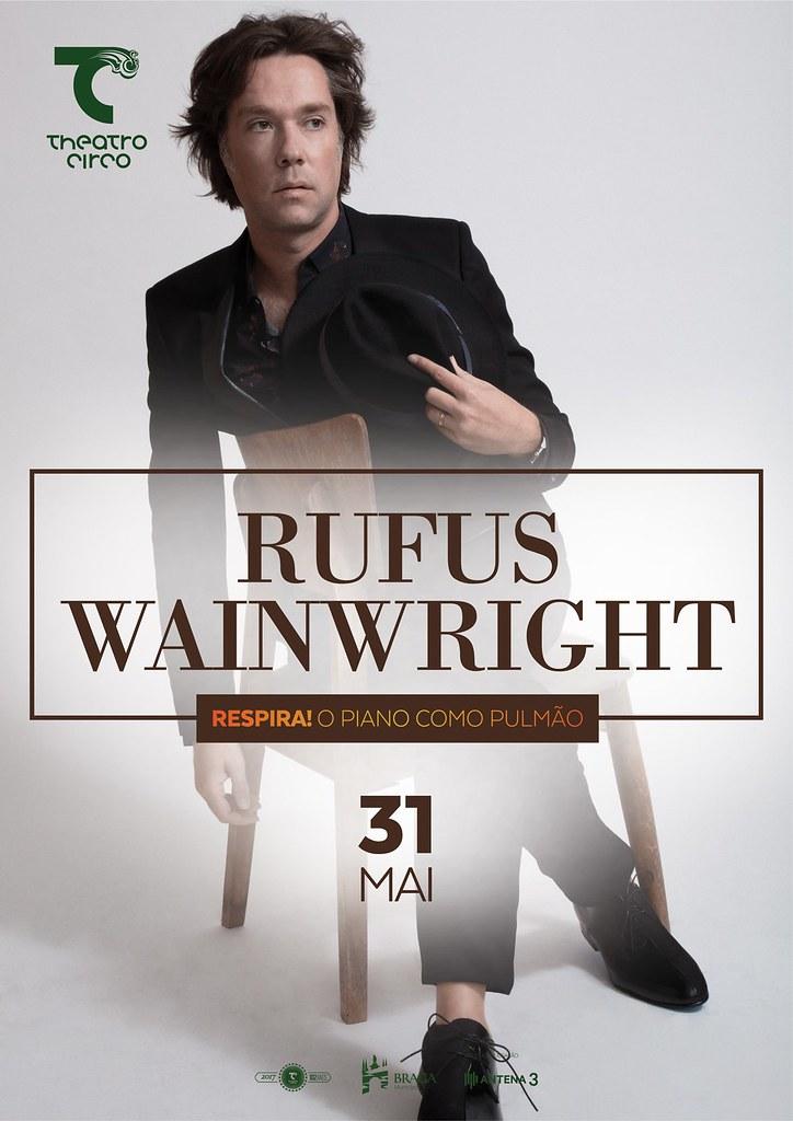 Rufus Wainwright - RESPIRA!