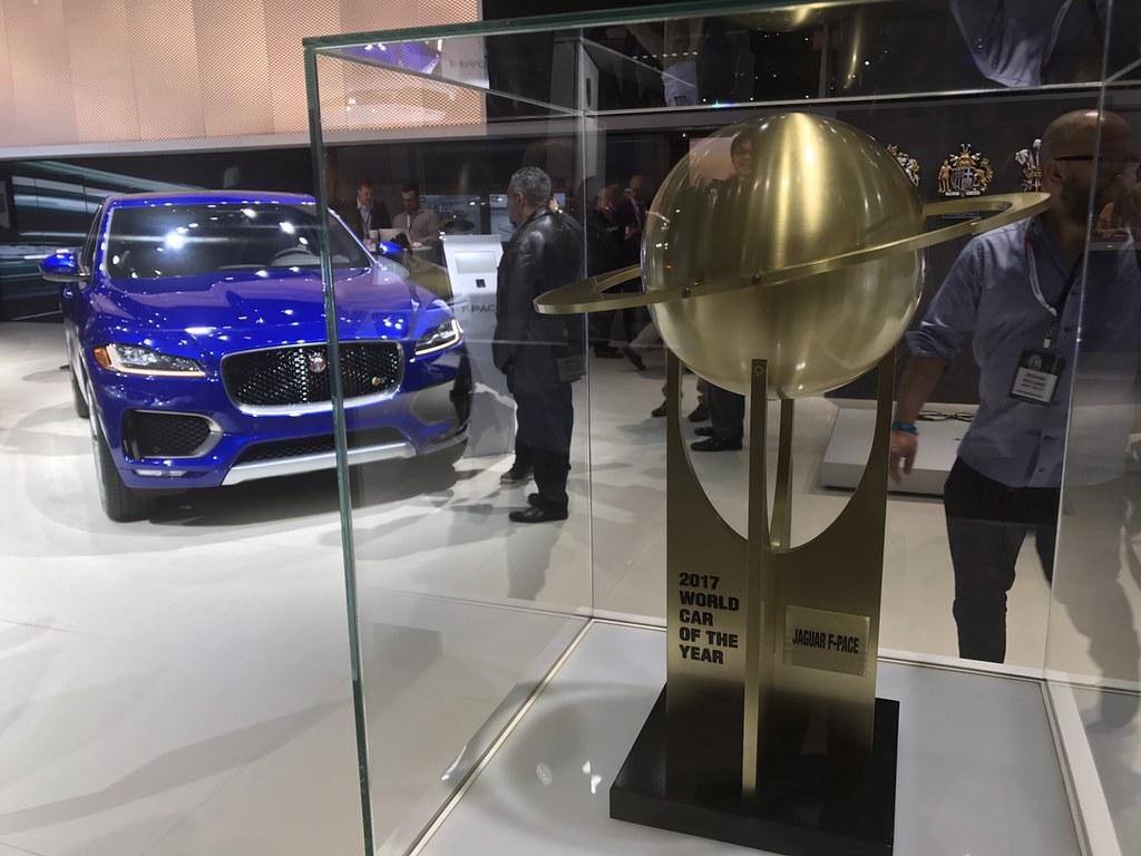 В Нью-Йорке назвали «Лучший автомобиль года»