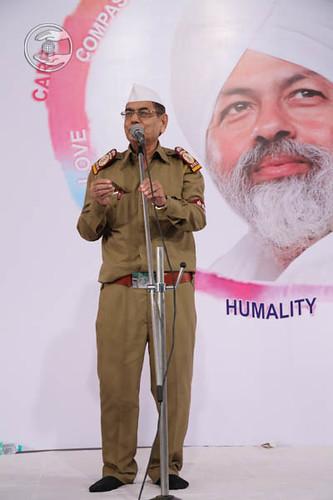 Kh. Sanchalak SNSD, Hira Lal Nathani from Aurangabad