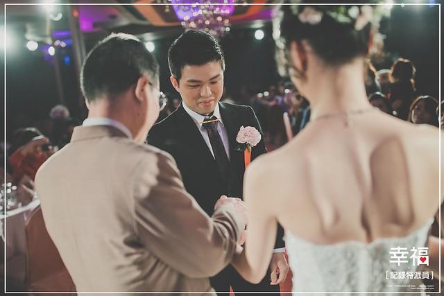 『婚禮記錄』桃園富城閣