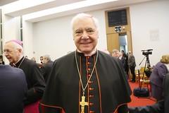 Obchody 90.rocznicy urodzin Benedykta XVI -konferencja, Warszawa, 19 IV 2017