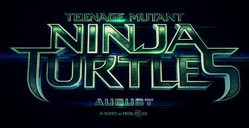140328(2) - 正式預告片問世、睽違21年新電影《忍者龜 Teenage Mutant Ninja Turtles》將在8/8上映!