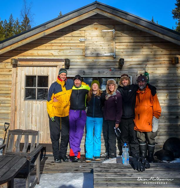 An Arctic Adventure in Swedish Lapland - Wilderness Retreat