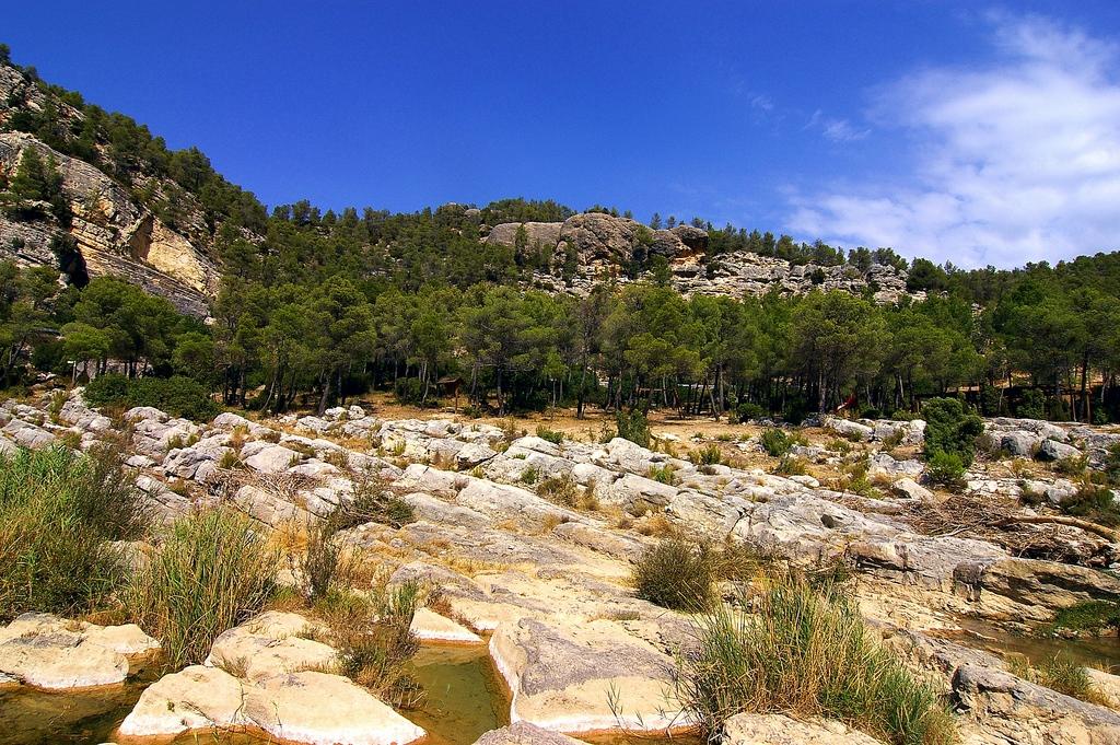 Río Bergantes. Autor, Ossy59