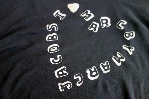 マークTシャツ1