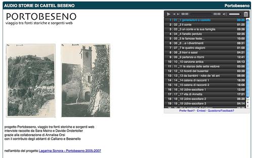 Audio Storie del Castello di Beseno