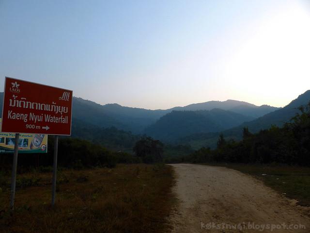 Kaeng Nyui Bike Trip Hills