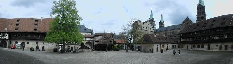 P4160166 Pano Bamberg Unesco Alemania
