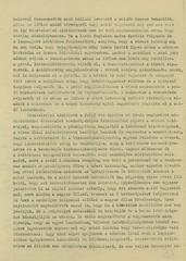 IV/4.a. A pénzügyigazgató helyettes jelentése a Pénzügyminisztérium részére a zsidó ingóságok és értéktárgyak átvételével és raktározásával kapcsolatos nehézségekről, a német katonai hatóságok igényeiről és azok teljesítéséről.
