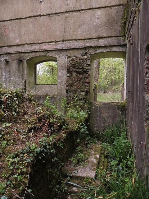 Gunpowder Mill ruins