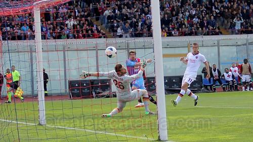 """Catania-Roma 4-1: commento """"a caldo""""$"""