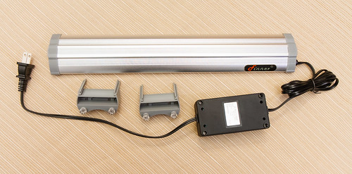 "Accessories that come with 18"" Finnex FugeRay Aquarium Light"