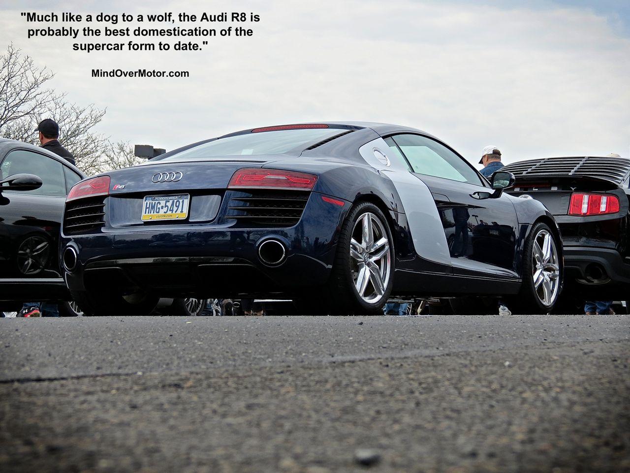 Audi R8 4.2 V8