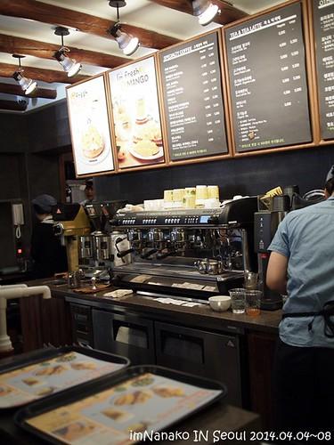 三清洞Beansbins Coffee