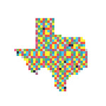 Texas Button Blank