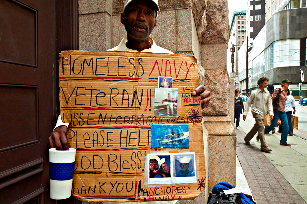 HOMELESS-NAVY-VETERAN-USS-ENterprise--Center-City