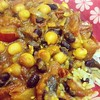 Channa masala com feijão preto #channa #feijao #comida #indian #indiana #curry #saopaulo #serranegra