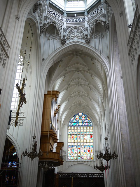 Belgium Antwerpen Cathedral of Our Lady5