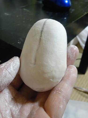 胴体関節球