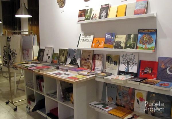 Librería de La Atómica