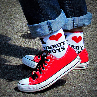Wednesday April 23rd, 2014 I ♥ Nerdy Boys