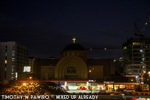 Asia - Philippines - Manila - A church in Manila