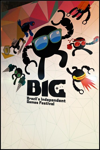 Brazil's Independent Games Festival 2014