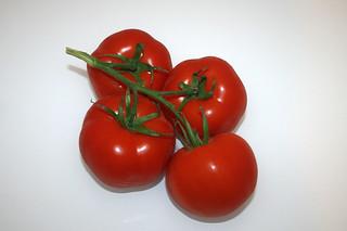 01 - Zutat Tomaten / Ingredient tomatoes