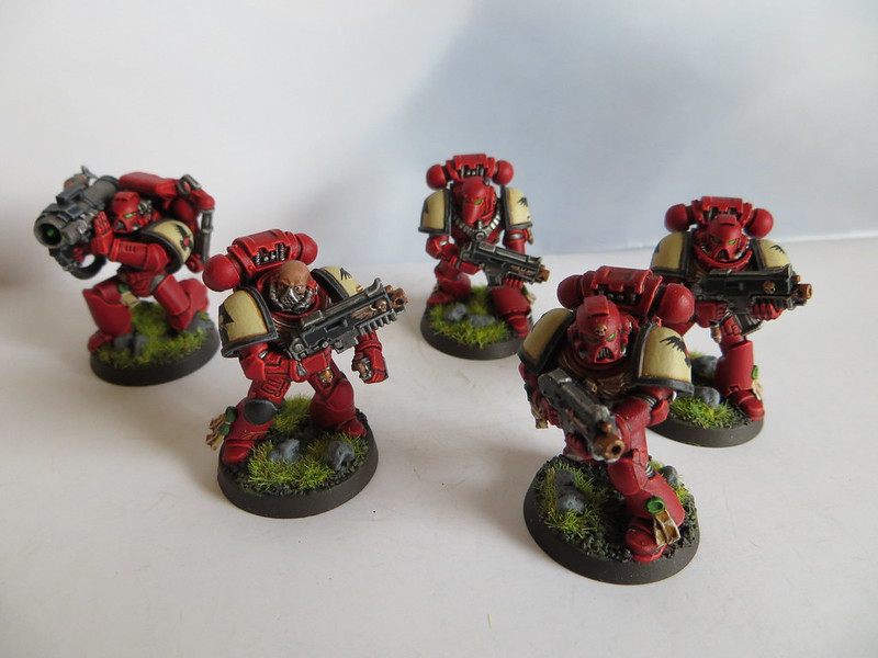 Space Marine Troop III