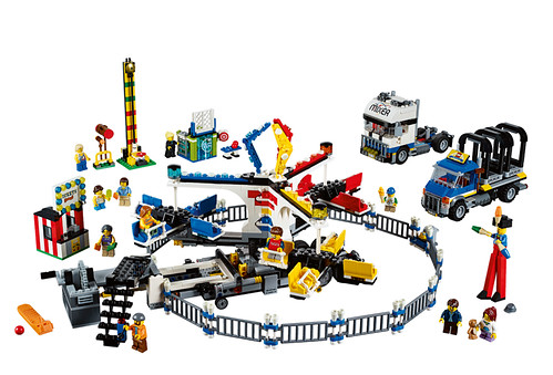 LEGO Creator Expert Fairground Mixer