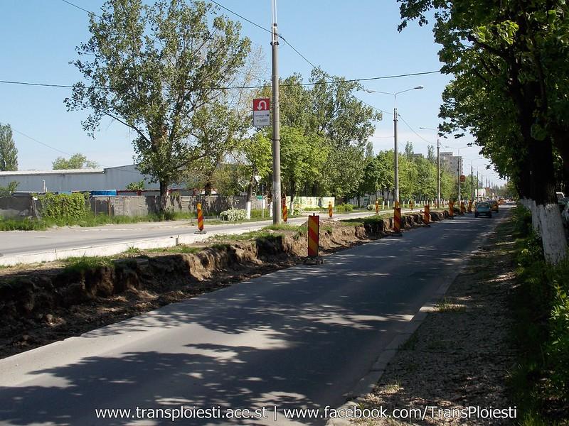 Traseul 102, etapa I: Bucla Nord ( Sp. Județean ) - Intersecție Republicii - Pagina 2 14033115744_a885e04cf5_c