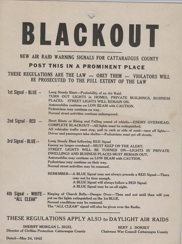 La ley Blackout