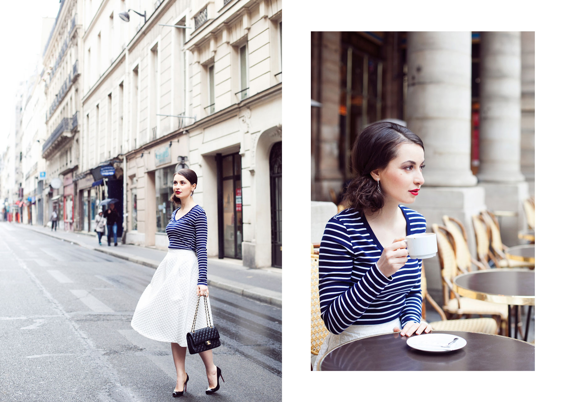 Kate in Paris by Carin Olsson (Paris in Four Months)