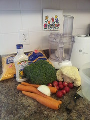 Veggie Kablooie ingredients