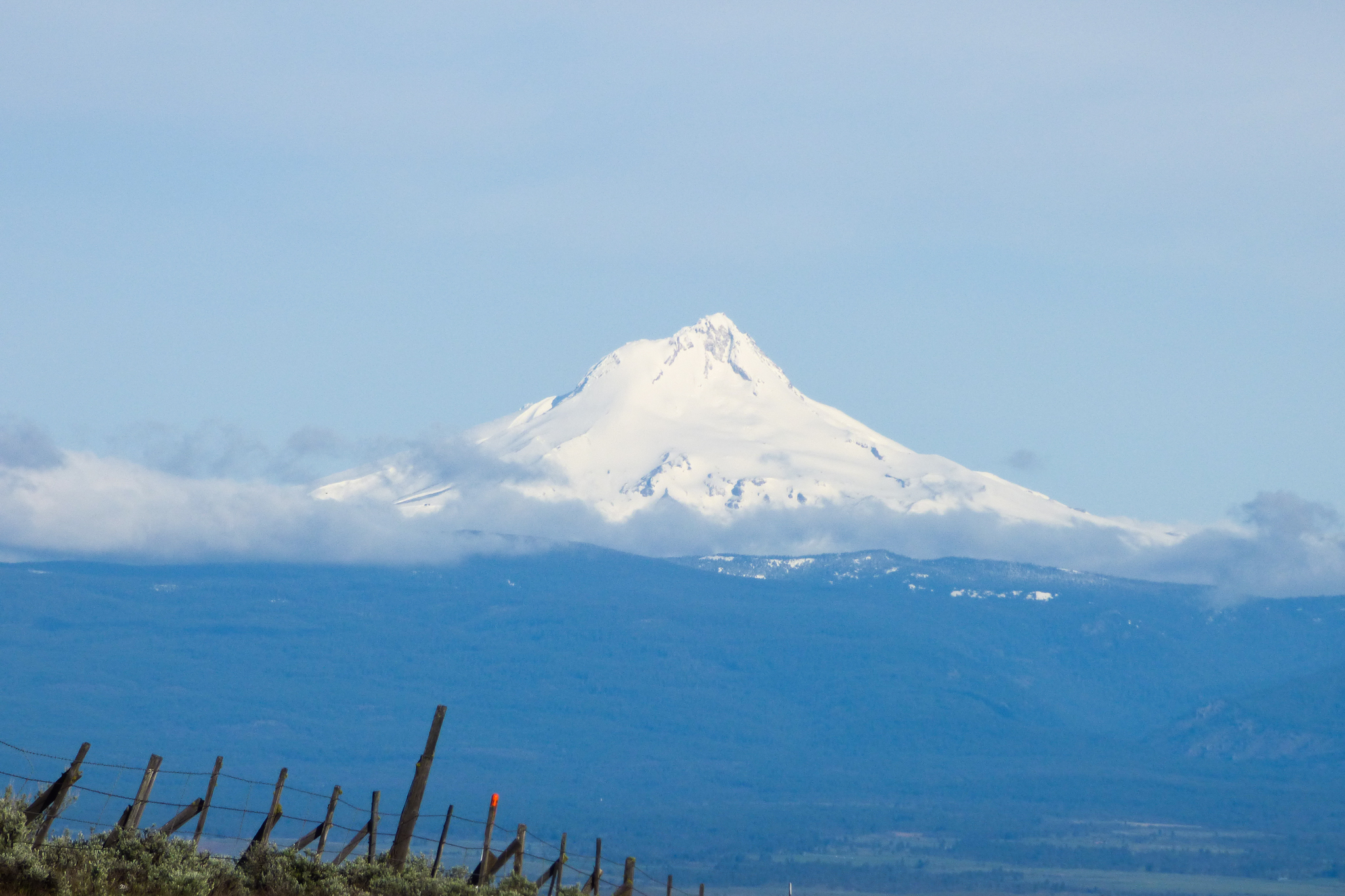 Mt. Hood from the East