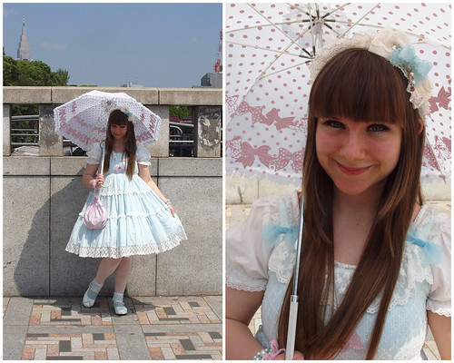 Harajuku Bridge Outfit Pictures