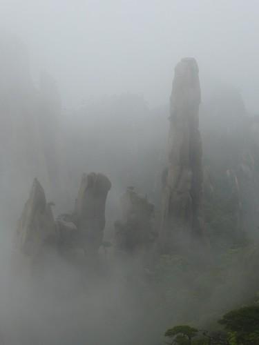 Jiangxi-Sanqing Shan-3 sentier du soleil (52)