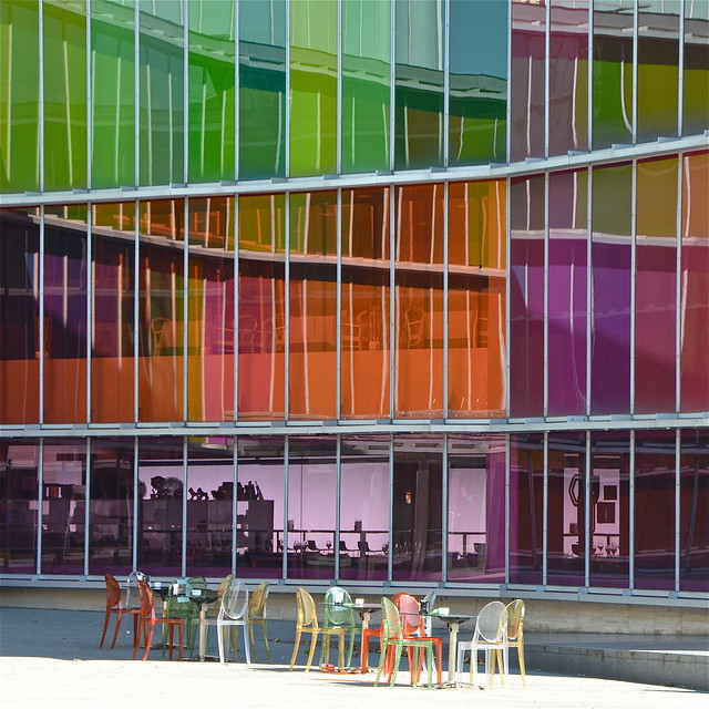 The United Colours building