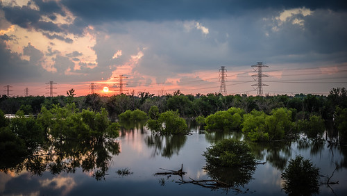 sunset texas unitedstates tx houston johnchandler addicksreservoir johnsdigitaldreamscom treyratclifflightroompreset sonya7r sonnartfe1855za
