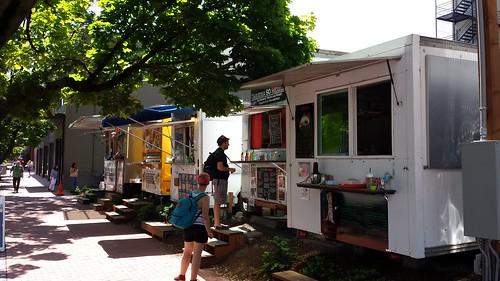 I Love Thai Food Cart Portland