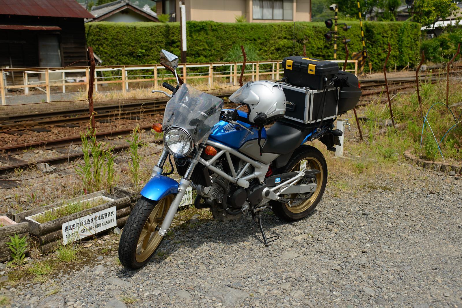 大井川ツーリング