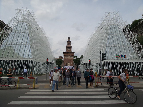 "Atmosfera da ""Expo 2015"" a Milano by Ylbert Durishti"
