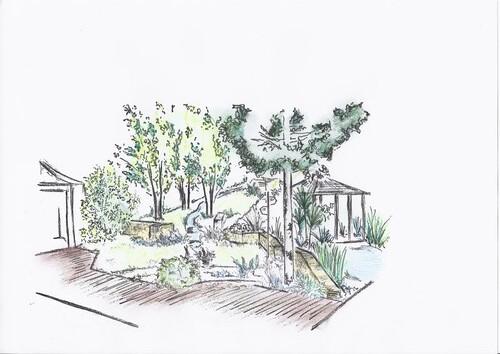 Chelsea 2014 garden