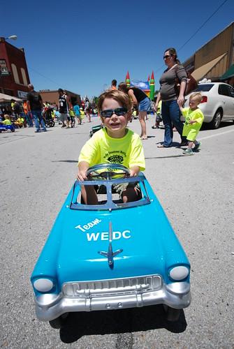 Pedal Car Race 2014